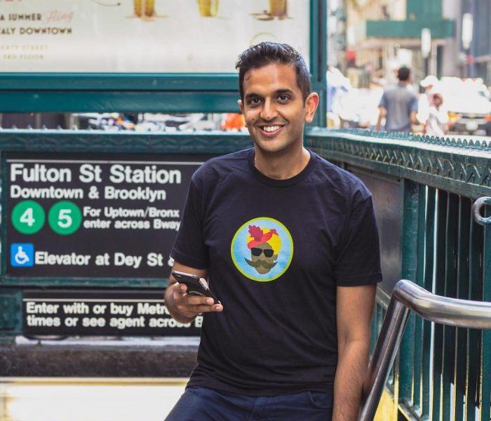 Anshu Dua co-founder of Chaat